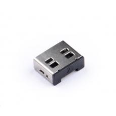 SMARTKEEPER Basic USB Port Lock 100 - 100x záslepka, černá