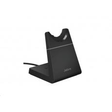 Jabra nabíjecí stojánek USB-C pro Evolve2 65, černá