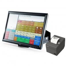 """LYNX Pokladní systém 15"""" odolný s Conto Mini Windows 10"""