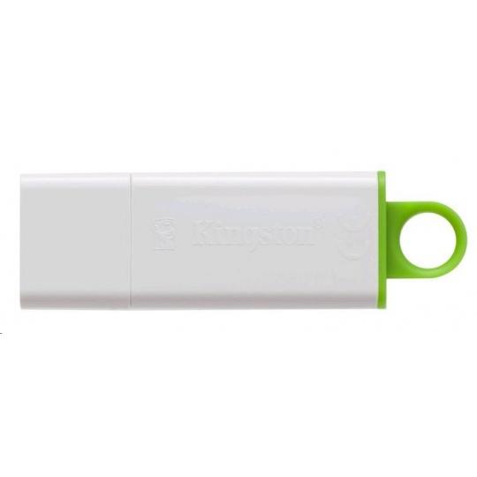 Kingston 128GB DataTraveler, USB 3.0 - Gen 4 - zelený