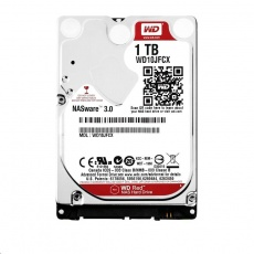 "WD RED NAS WD10JFCX 1TB SATAIII/600,InteliPower, 2.5"", 9.5mm"